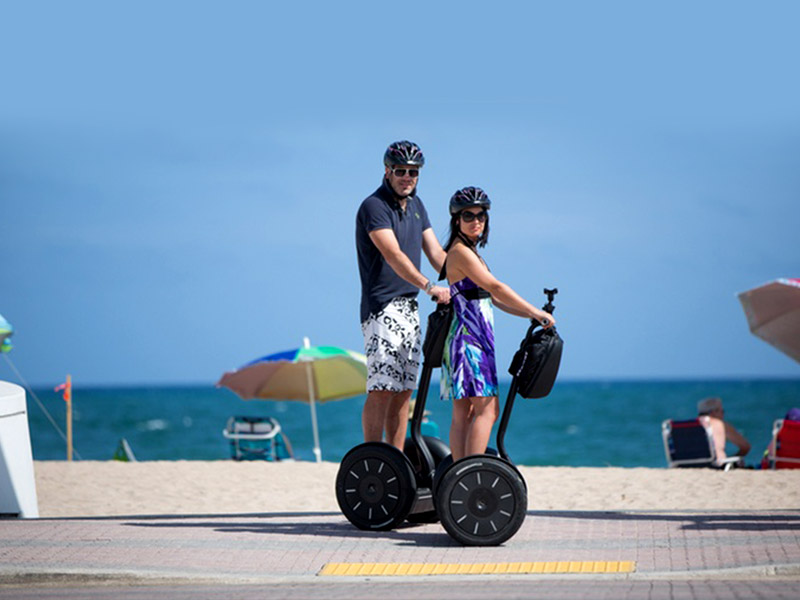 SEGWAY RENTAL FUN!